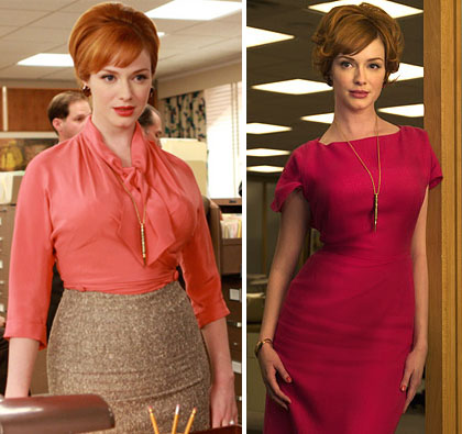 Joan Holloway Style