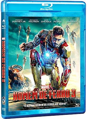 Filme Poster Homem de Ferro 3 BDRip XviD Dual Audio & RMVB Dublado