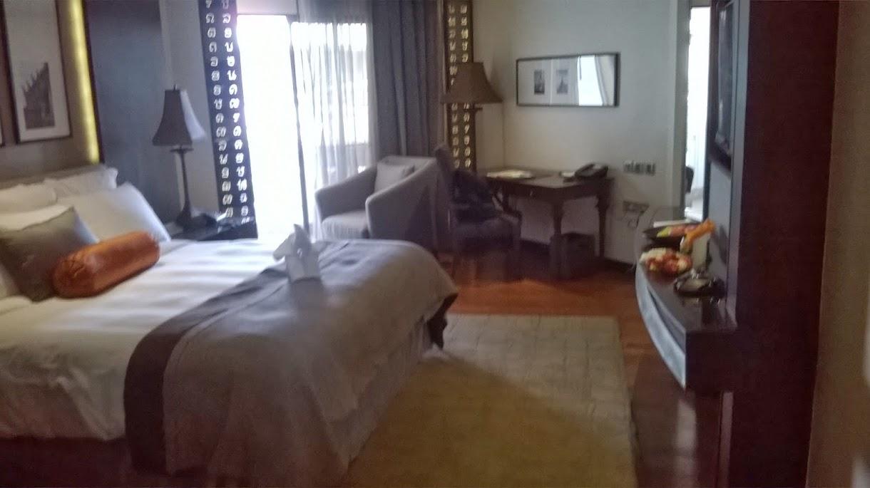Zimmer im Anantara Riverside