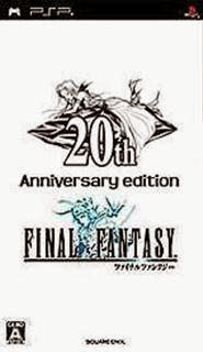 Final Fantasy 20th Anniversary Edition   PSP