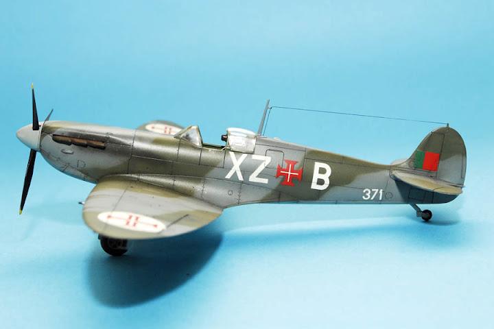 Supermarine Spitfire Mk.I - Tamiya - 1/48 - CONCLUÍDO - Página 3 Final_11