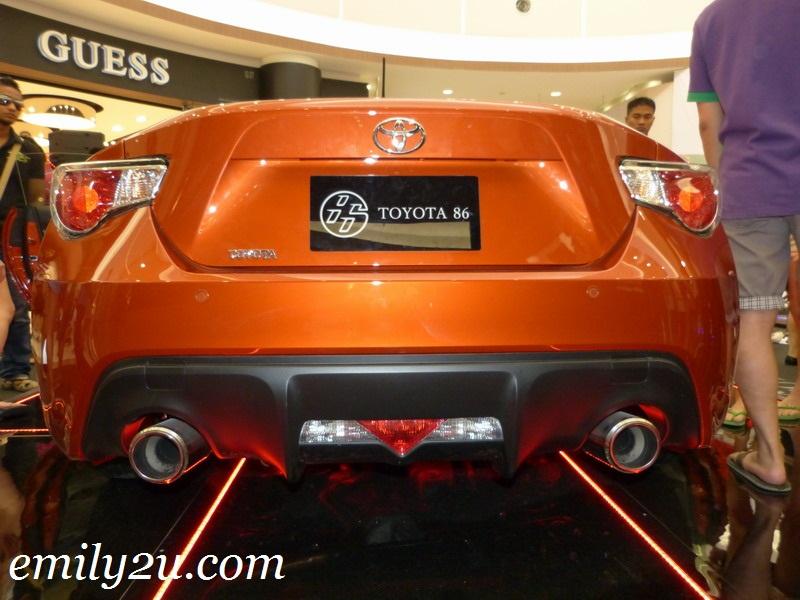 Toyota 86 Roadshow