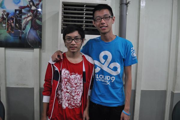 Hai và LemonNation giao lưu cùng fan tại TP.HCM 6