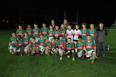 Garrycastle, Shield Final, Saturday October 25th, 2014