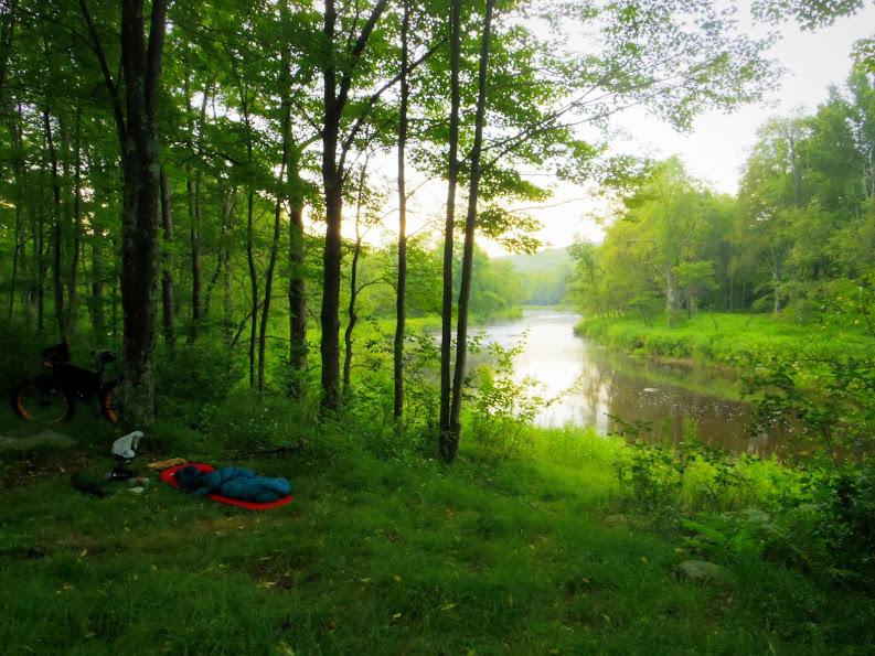 Black Water Camping