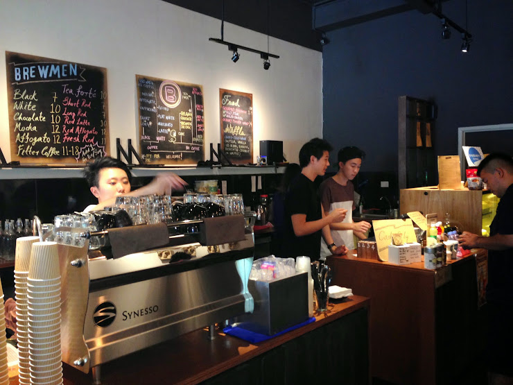 cafe mont kiara