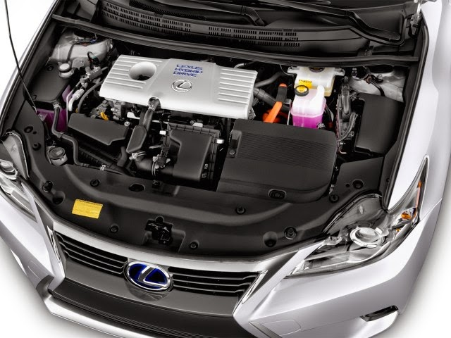 2017 Lexus Ct 200h Engine Performance