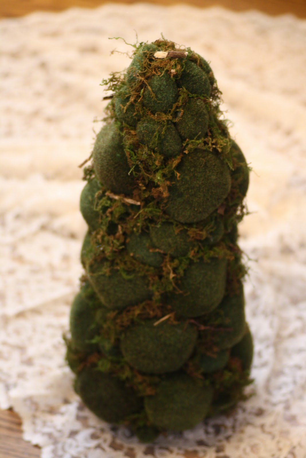 Ozma Of Odds My Mossy Moss Rock Topiary Tutorial