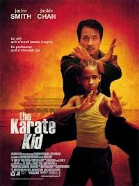 Jaquette de Karaté Kid