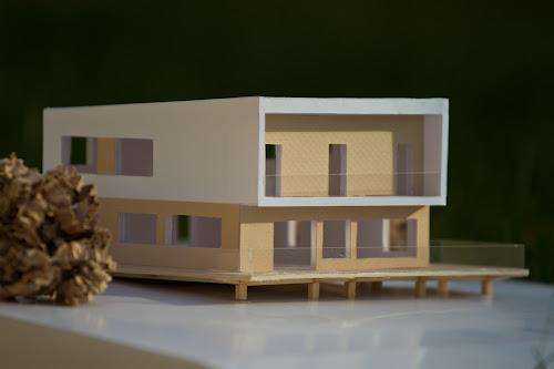 La Maquette  Maison Passive KwhMAn  Bepas