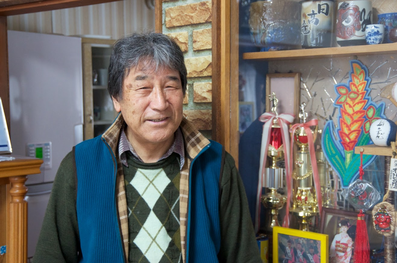 山田孝雄さん