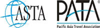 Proud member of ASTA, PATA