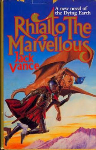 Pulp Fantasy Library Rhialto The Marvellous