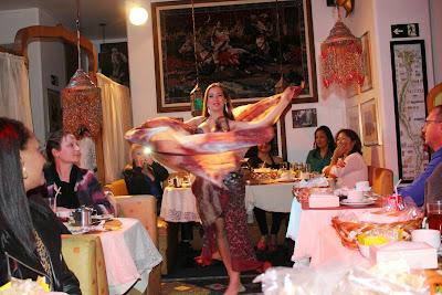 Festa Dani Camargo Khan El Khalili. Marcela Matins