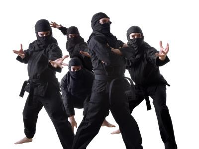 pasukan ninja