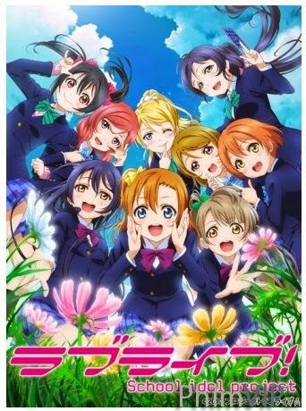 Tình Yêu Học Trò - Love Live! School Idol Project 2nd Season poster