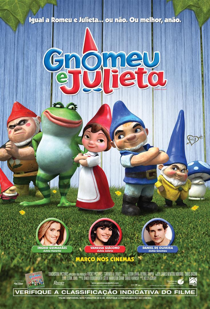 Gnomeu e Julieta - Ah! E por falar nisso...