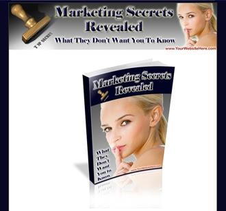 Sales Page | Secrets
