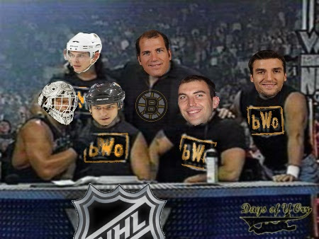 Boston Bruins World Order