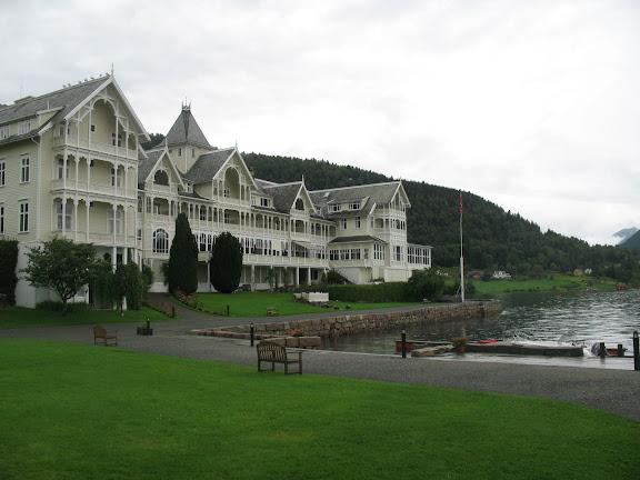 Kvikne's Hotel de Balestrand