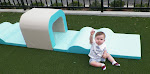 LePort Preschool Huntington Beach - Play yard at Montessori childcare