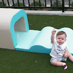 LePort Preschool Huntington Beach - Play yard at Montessori childcare
