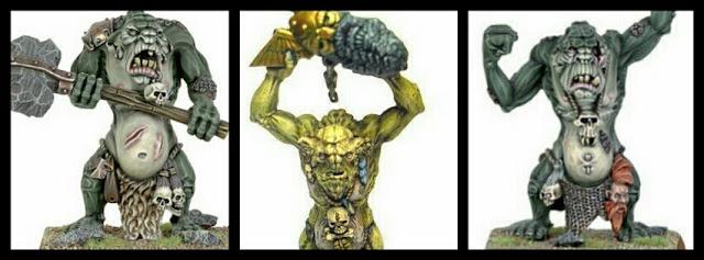 Troll Warhammer
