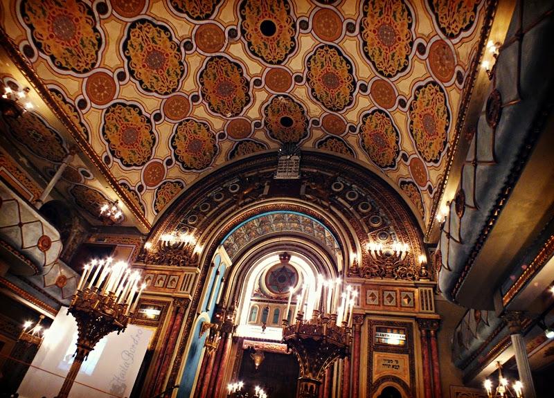 sinagoga mare bucuresti seara sinagogilor deschise
