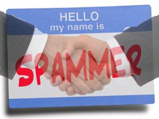 berdamai dengan spammer