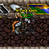Luck its Me