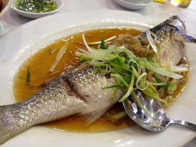 Tai Wing Wah, fish