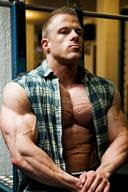 Sunday Muscle Mix Hot Male Bodybuilders