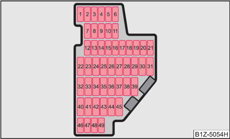 skoda fabia vrs fuse box dash cam & 12v multi adaptor hidden install (driver ... skoda fabia estate fuse box