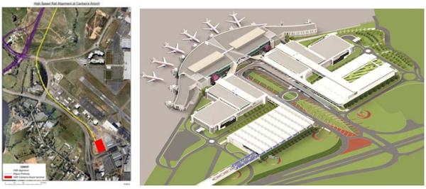 rail terminal design
