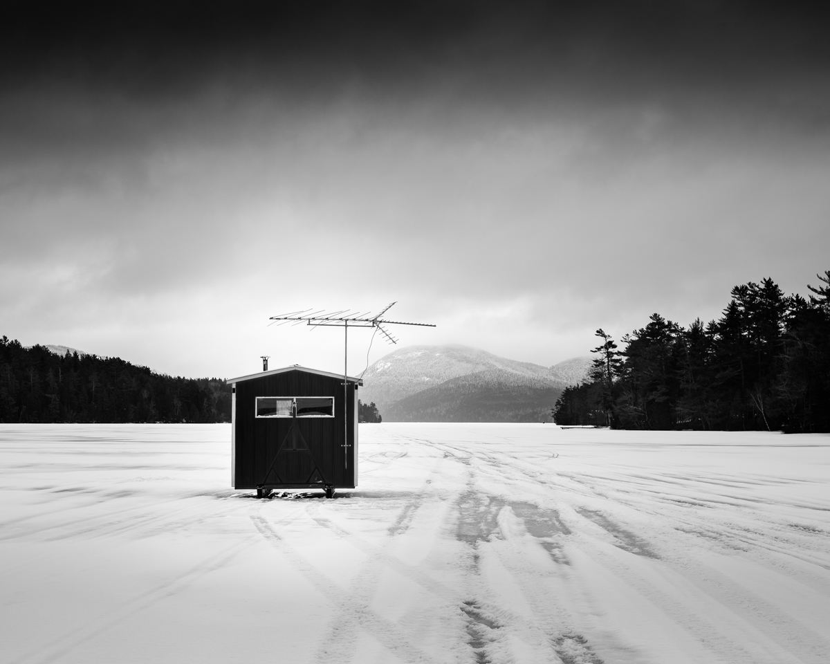 Nate Parker Photography | Ice Shack T v  and the Legend of