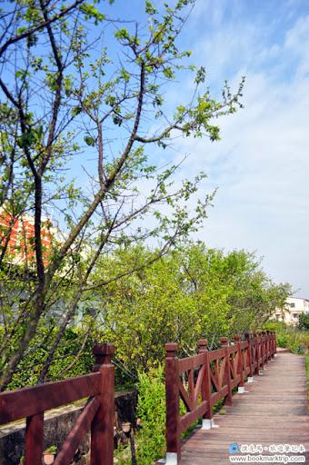 芬園花卉生產休憩園區- 園區更深處