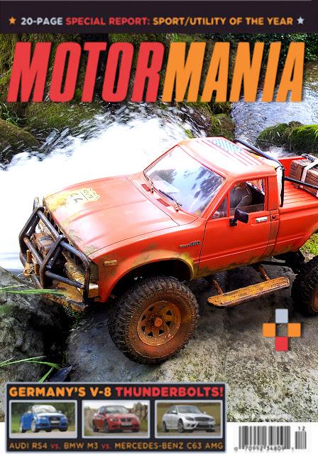 Chris Customs. Toyota Hilux 1981 Hilux%2BMagasine%2B