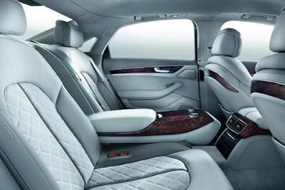 Audi A8 india stills