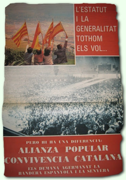 Propaganda Alianza Popular 1977