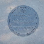 Plaque on Georges Heights (57236)