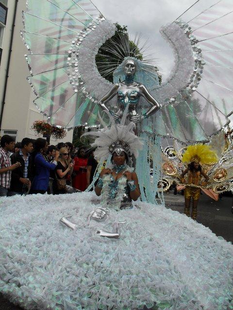Презентация notting hill carnival