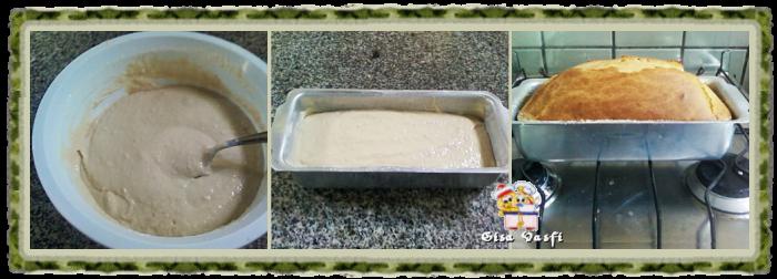 Pão de forma de liquidificador 2