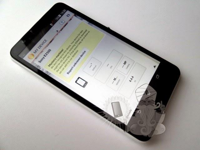 Lộ diện Sony Xperia E4, viền mỏng, giá 200 USD
