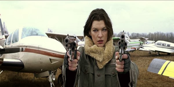 Screen Shot Of Hollywood Movie Resident Evil: Afterlife (2010) In Hindi English Full Movie Free Download And Watch Online at alldownloads4u.com