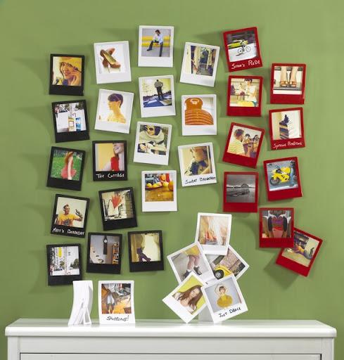 Vendita online mobili e arredi - Portafoto multipli da parete ...