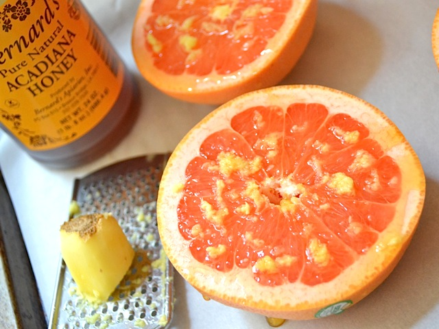 top grapefruit