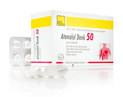 ატენოლოლ-დენკი 50 ⁄ Atenolol-Denk 50