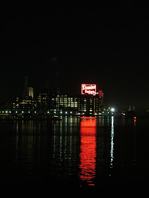Dominos Sugar Plant Inner Harbor Baltimore Maryland