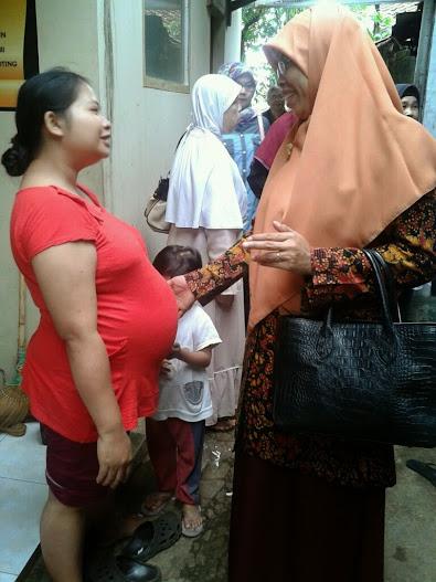 Silaturahim majelis taklim dan masyarakat di Mandalajati
