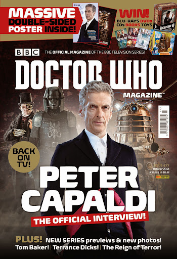 Doctor Who Magazine DWM issue 477